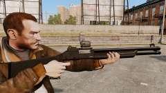 Táctica escopeta Fabarm SDASS fuerzas Pro v2 para GTA 4