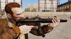 MP5SD subfusil ametrallador v1