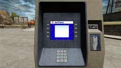 Banco de América ATM v 2.0 para GTA 4
