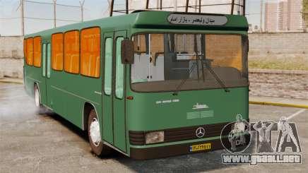 Mercedes-Benz O457 para GTA 4
