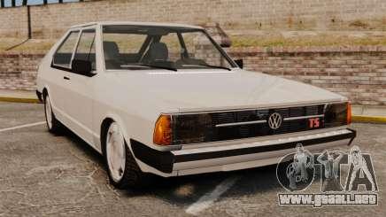 Volkswagen Passat TS 1981 para GTA 4