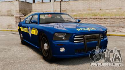 NLSP Buffalo para GTA 4