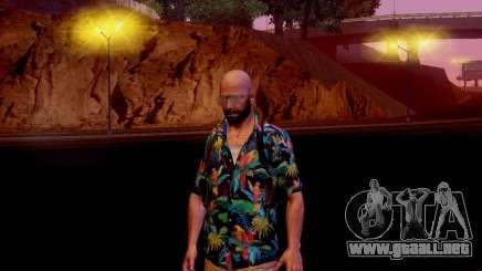 Max Payne 3 para GTA San Andreas