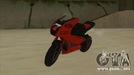 RP Motorsport Yamaha M1 para GTA San Andreas
