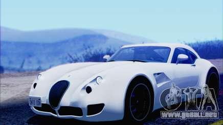 Wiesmann GT MF5 2010 para GTA San Andreas