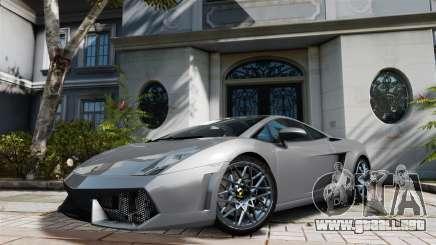 Lamborghini Gallardo LP560-4 [Final] v2 para GTA 4