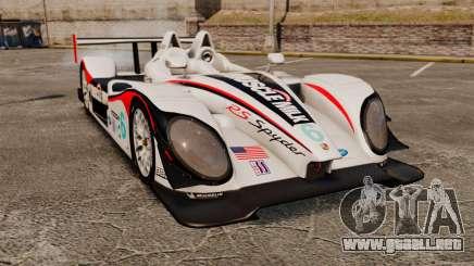 Porsche RS Spyder Evo para GTA 4