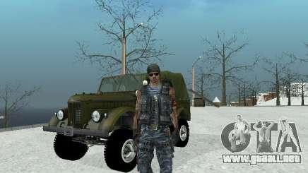 Comando para GTA San Andreas