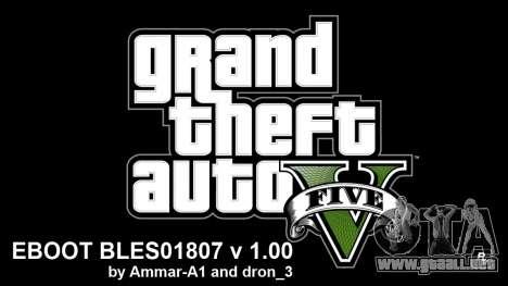 GTA 5 GTA 5 Hacks For 1.00 By Ammar-A1 V4 BLES