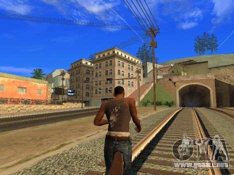 Nuevo Mike CJ para GTA San Andreas tercera pantalla