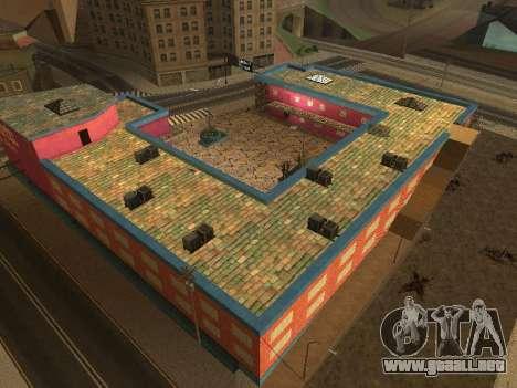 Nuevas texturas en Jefferson para GTA San Andreas octavo de pantalla
