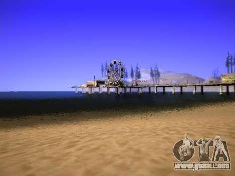 ENBSeries v4 by phpa para GTA San Andreas novena de pantalla