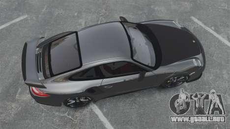 Porsche 997 GT2 2012 Simple version para GTA 4 visión correcta