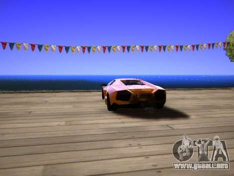 ENBSeries v4 by phpa para GTA San Andreas twelth pantalla