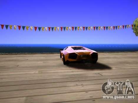 ENBSeries v4 by phpa para GTA San Andreas twelth pantalla