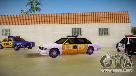 All Cars Radio & Repair Activator para GTA San Andreas quinta pantalla
