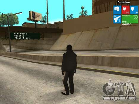 Malo para GTA San Andreas segunda pantalla