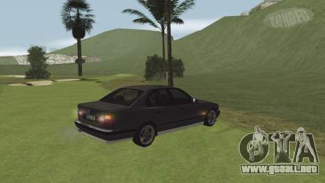 Hierba de Las Venturase. para GTA San Andreas séptima pantalla