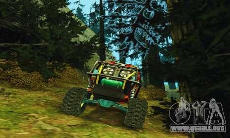 Joker prototipo UAZ para la visión correcta GTA San Andreas