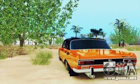 Moskvich 2140 para vista lateral GTA San Andreas