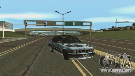 Hierba de Las Venturase. para GTA San Andreas tercera pantalla