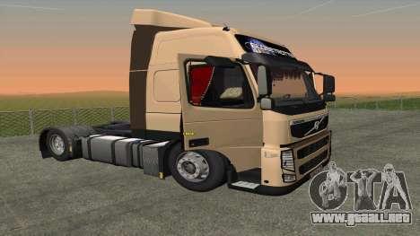 Volvo FM16 para GTA San Andreas
