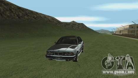 Hierba de Las Venturase. para GTA San Andreas quinta pantalla