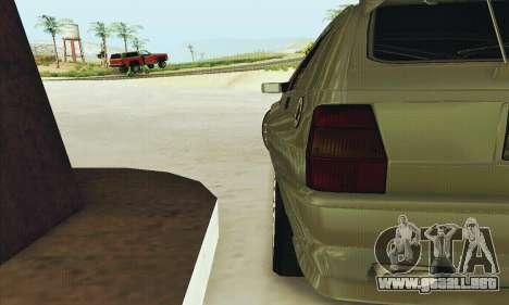 Lancia Delta HF Integrale para vista lateral GTA San Andreas