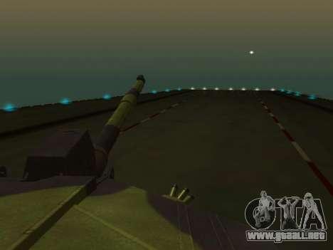 Challenger 2 para visión interna GTA San Andreas