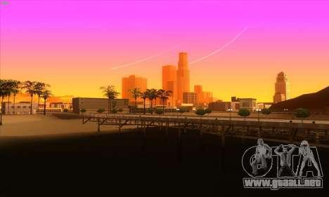 ENBSeries by MatB1200 V1.1 para GTA San Andreas tercera pantalla