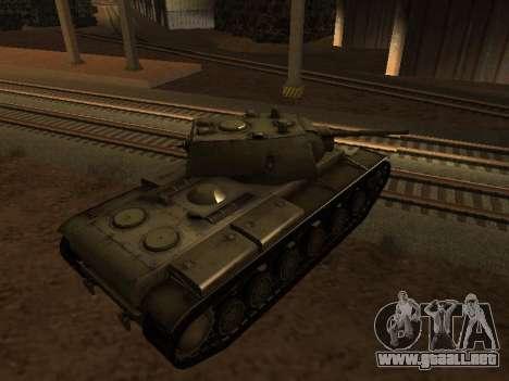 KV-1 para GTA San Andreas left
