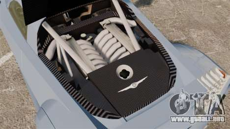 Chrysler ME Four-Twelve [EPM] para GTA 4 vista interior