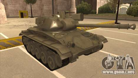 M41A3 Walker Bulldog para GTA San Andreas left