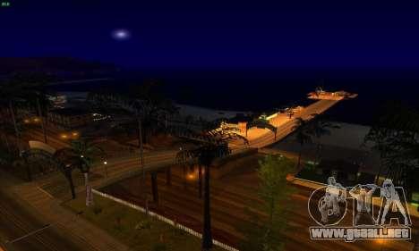 ENBSeries by MatB1200 V1.1 para GTA San Andreas quinta pantalla