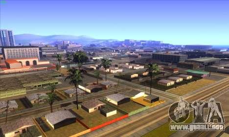 ENBSeries by MatB1200 V1.1 para GTA San Andreas
