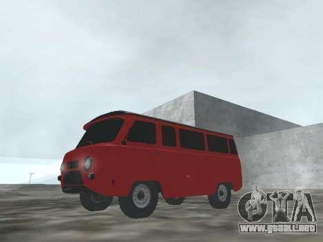 UAZ 22069 para GTA San Andreas left