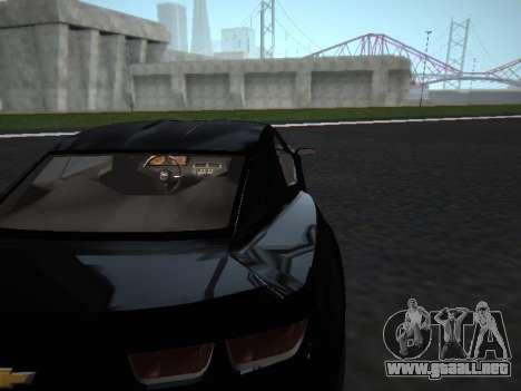 ENBSeries v4 by phpa para GTA San Andreas tercera pantalla