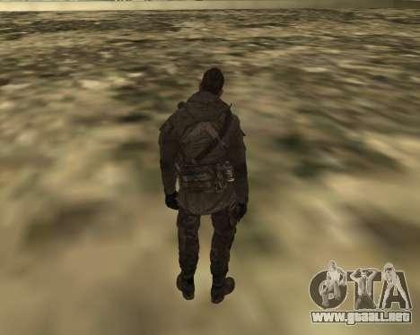 Jabón para GTA San Andreas tercera pantalla