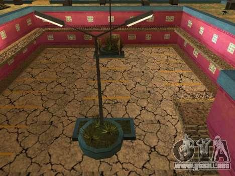 Nuevas texturas en Jefferson para GTA San Andreas sucesivamente de pantalla