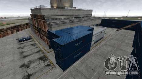Zona de combate para GTA 4 segundos de pantalla