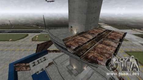 Zona de combate para GTA 4 quinta pantalla