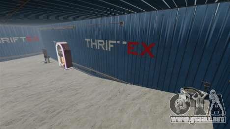 Casa de playa para GTA 4 adelante de pantalla