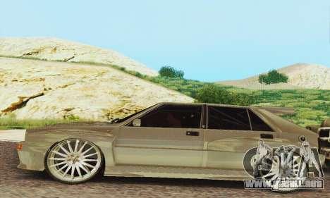 Lancia Delta HF Integrale para GTA San Andreas left