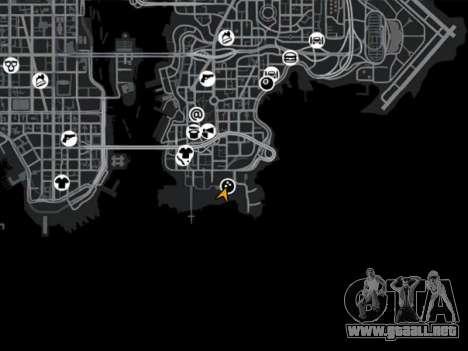 Casa de playa para GTA 4 novena de pantalla
