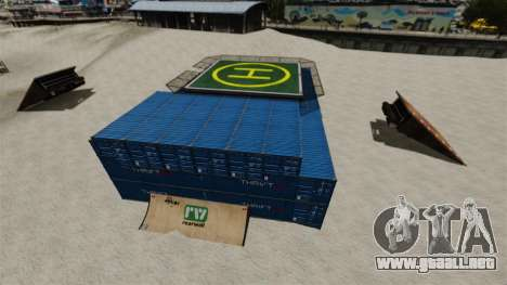 Casa de playa para GTA 4