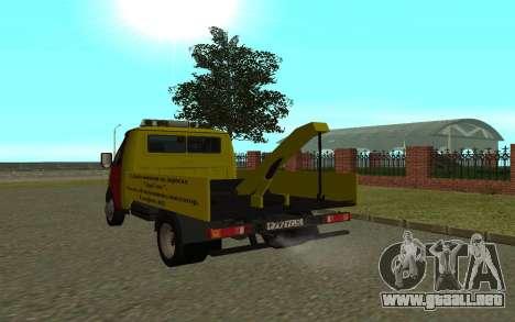 3302 Gacela grúa negocios para la visión correcta GTA San Andreas