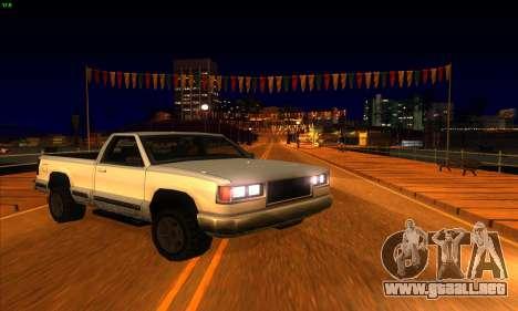 ENBSeries by MatB1200 V1.1 para GTA San Andreas sucesivamente de pantalla