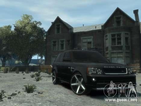 Range Rover Sport 2013 para GTA 4 visión correcta