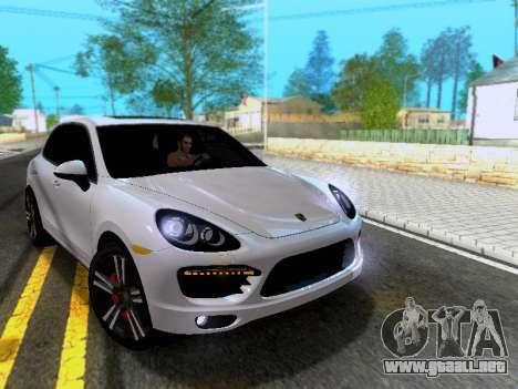 Porsche Cayenne Turbo S 2013 V1.0 para GTA San Andreas