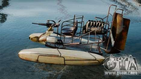 Bote de aire para GTA 4 left
